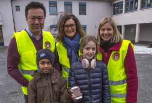 Trafikkagenten 2015: Oppdrag skolevei