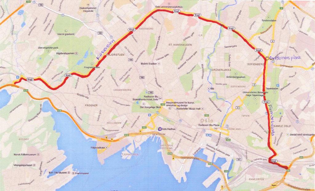 Kart over ring 2