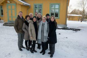 Juryen for Trygve Lies plass