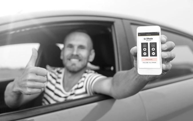 Bil i Oslo – app for parkering på kommunale avgiftsplasser i Oslo