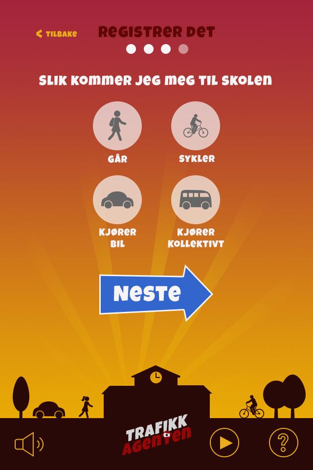Trafikkagenten app