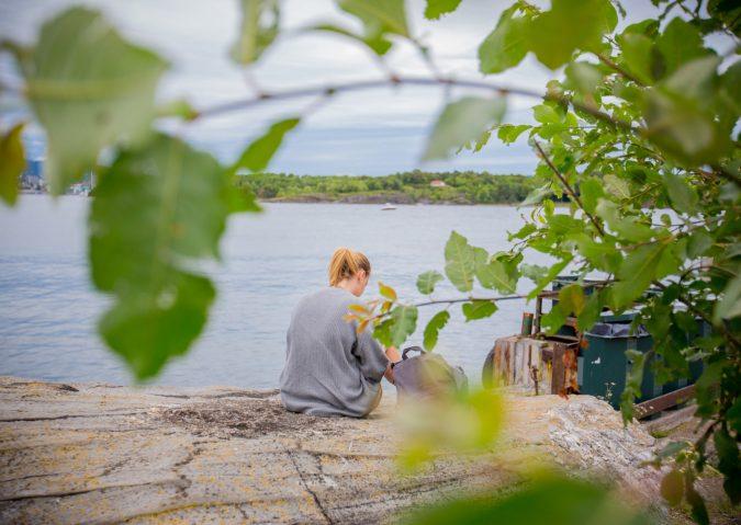 Øyhopping i Oslofjorden - Gressholmen
