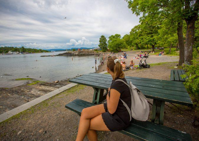 Øyhopping i Oslofjorden - Hovedøya