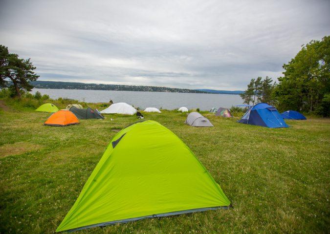 Øyhopping i Oslofjorden - Langøyene