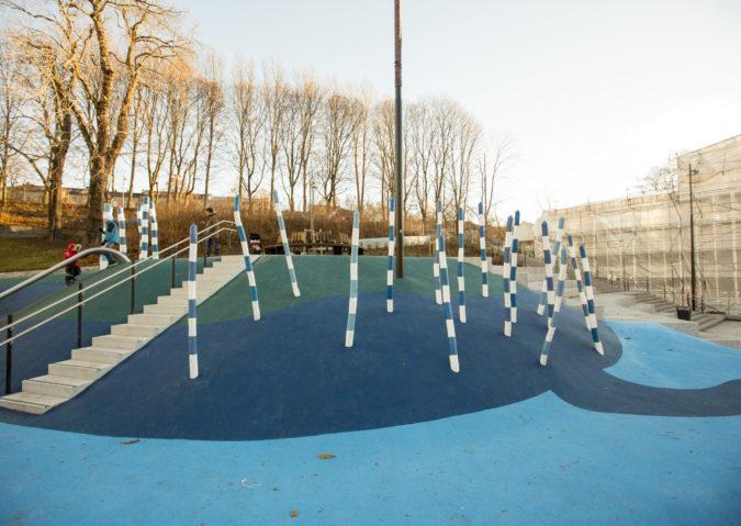 Nedre Foss park