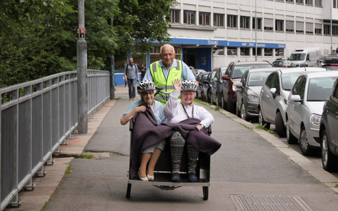 Gjenoppdager byen som 98-åring