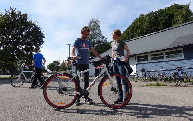 Sykkelinstruktørkurs